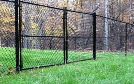 рабица ворота и забор