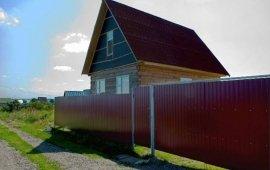 калитка и забор из профлиста