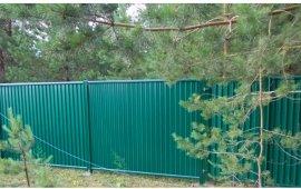 панельные ограждения забор